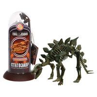 Раскопки: Стегозавр (Скелет самого крупного чешуйчатого динозавра) -