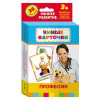 """Развивающие карточки """"Профессии"""" (3+) Росмэн"""