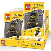Брелок-фонарик для ключей, LEGO City - Mastermind Детское время