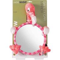 """Детское зеркальце в автомобиль """"Фламинго"""",  WeeWise"""