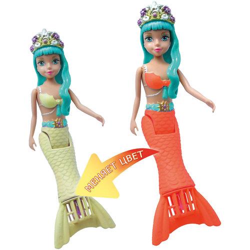"""Танцующая русалочка """"Нарисса"""", меняет цвет, Море чудес"""