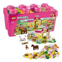 LEGO Juniors 10674: Пони на ферме