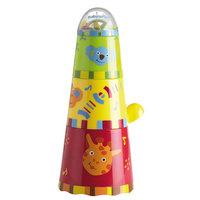 Игрушка для купания Пирамидка 12+ , Babymoov