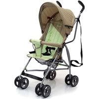Коляска-трость Vento, Baby Care, темно-серый/зеленый