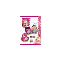 """Набор """"Barbie"""" (эргономический ранец, мешок для обуви, пенал, фартук, кошелек) Академия групп"""