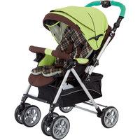 Прогулочная коляска Clover S-802, Jetem, зеленый