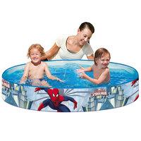 Детский каркасный бассейн, Человек-Паук Bestway