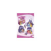 """Набор """"Принцессы Дисней"""" (эргономический ранец, мешок для обуви, пенал, фартук, кошелек) Академия групп"""