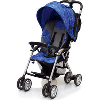 Прогулочная коляска Elegant, Jetem, серный/синий