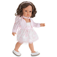 Кукла Белла  в розовом жакете, 45 см, Munecas Antonio Juan