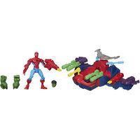 Летательный Смаш-Джет, Super Hero Mashers Hasbro