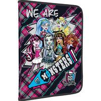 """Папка для труда А4 """"Monster High"""" Академия групп"""
