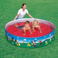 Детский каркасный бассейн 91009 Bestway, Микки Маус и друзья