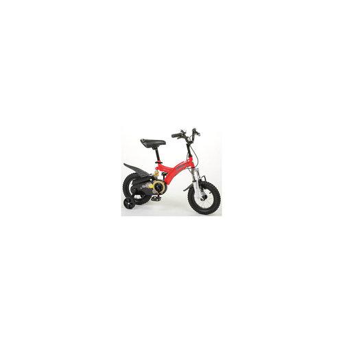 """Велосипед двухколесный 12"""", красный, Capella"""