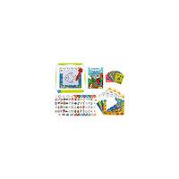 Доска для рисования с обучающими карточками, K's Kids
