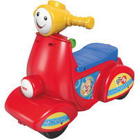Обучающий скутер Smart Stages, Fisher Price Mattel