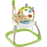 """Компактные прыгунки """"Тропический лес"""", Fisher-price Mattel"""