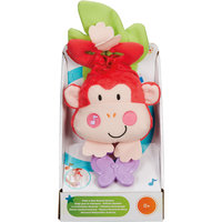 "Музыкальная игрушка ""Обезьянка"", Fisher-price Mattel"