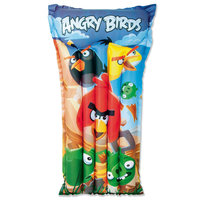 Надувной матрас для плавания Angry Birds, Bestway