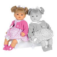 Кукла Дора в розовом,  42 см, Munecas Antonio Juan