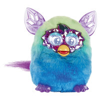 """Интерактивная игрушка Furby Crystal (Ферби Кристал) """"Сине-зеленый"""" Hasbro"""