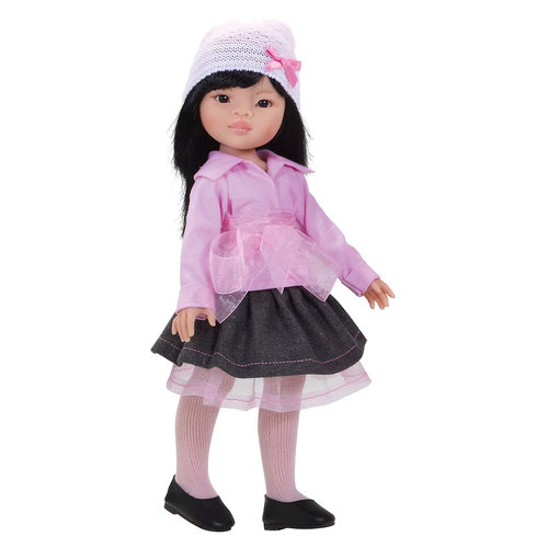 Кукла Лиу, 32см, Paola Reina