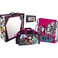 Подарочный набор с записной книжкой, Monster High Академия групп