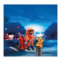 PLAYMOBIL  5367 Пожарная служба: Специальные пожарные силы Playmobil®
