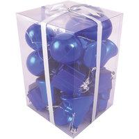 Набор синий 24 предмета, 5 см Волшебная Страна