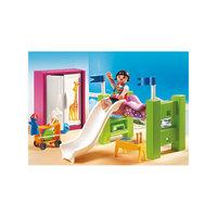 PLAYMOBIL 5579 Особняки: Детская комната с двухъярусной кроватью-горкой Playmobil®