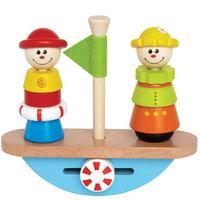 """Игрушка деревянная """"Кораблик"""", Hape"""