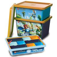 Система для хранения Lego Chima Jazwares