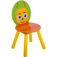 "Круглый стул ""Пчелёнок"" 26.8*26.8*52 см, Лунтик и его друзья Gulliver"