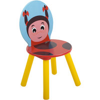 """Круглый стул """"Мила"""" 26.8*26.8*52 см, Лунтик и его друзья Gulliver"""