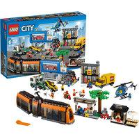 LEGO City 60097: Городская площадь
