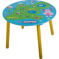 Круглый стол 60*60*44 см, Лунтик и его друзья Gulliver