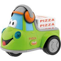 """Музыкальная машинка """"Развозчик пиццы"""", Chicco"""