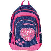 Рюкзак с уплотненной спинкой и светоотражателями, 45,5х33х15 см Centrum