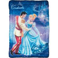 """Зимнее одеяло """"Золушка с Принцем"""" 140*205 см, 1,5-спальное Мона Лиза"""