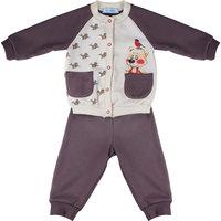 Комплект для девочки: жакет и брюки Бимоша
