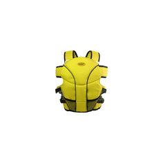 Рюкзак-кенгуру Люкс, Selby, жёлтый