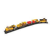 Железная дорога со строительной техникой, Toystate