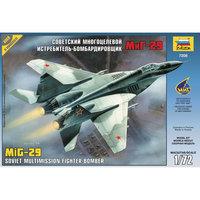 """Сборная модель самолета """"МиГ-29"""", Звезда"""