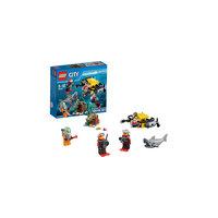 LEGO City 60091: Набор для начинающих «Исследование морских глубин»