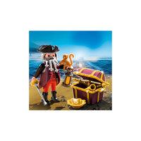 PLAYMOBIL 4783 Дополнение: Пират и сундук с сокровищами Playmobil®