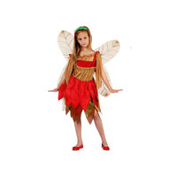 """Маскарадный костюм для девочки """"Лесная фея"""", 6-8  лет Феникс Презент"""
