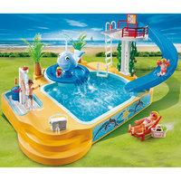 PLAYMOBIL 5433 Детский бассейн с фонтаном Playmobil®