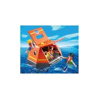 PLAYMOBIL 5545 Береговая охрана: Спасательный плот Playmobil®