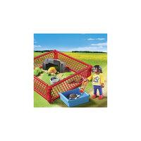 PLAYMOBIL 5534 Ветеринарная клиника: Загон для черепах Playmobil®