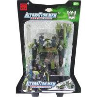 Робот-трансформер: Собирается в Танк XL, Play Line